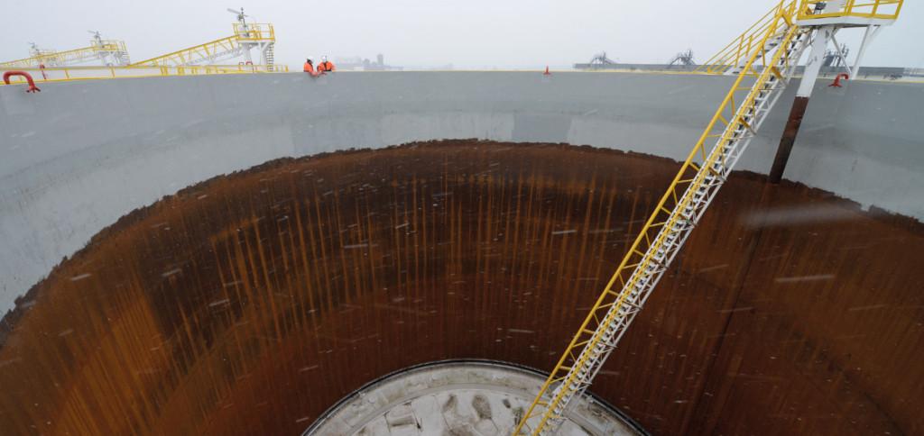DELTA OIL TANKING